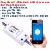 Chiết Khấu Cong Tắc Điều Khiển Bật Tắt Va Hẹn Giờ Thiết Bị Qua Ứng Dụng Điện Thoại 3G Wifi Sonoff Kmart Hà Nội