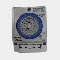 Hình ảnh Công tắc hẹn giờ cơ công suất lớn 16A Pin dự trữ 100 giờ Camsco TB35