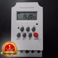 Hình ảnh Công tắc hẹn giờ KG316T-II tắt mở tự động chuẩn công nghiệp 25A