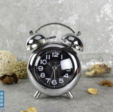 Creative alarm clock alarm mute students watch luminous bedroom minimalist modern home fashion cute childrens clock - intl giá rẻ