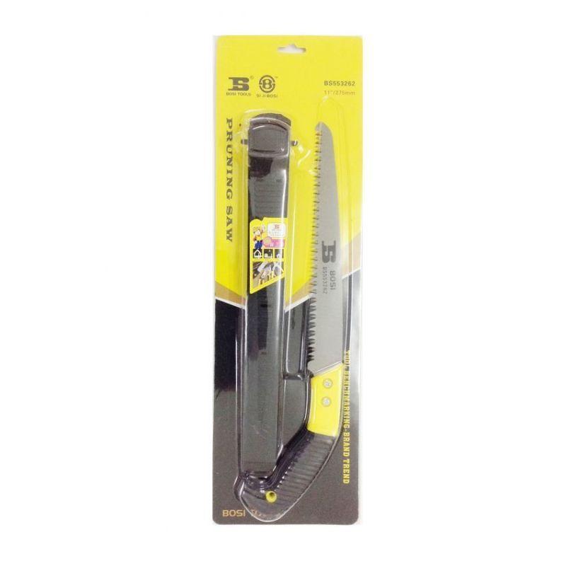 Cưa cành cầm tay Bosi Tools BS553262 (Đen)
