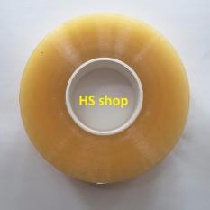Mua Cuộn băng dính(Băng keo) trong loại lớn 930g -Lõi nhựa siêu mỏng-Bản rộng 4,8cm -NPP HS shop