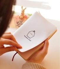 Mua Dễ thương Kawaii Xách Tay Hoạt Hình Molang Thỏ Tạp Chí Nhật Ký Người Lập Kế Hoạch Notepad Dành Cho Trẻ Em Tặng Hàn Quốc Văn Phòng Phẩm Ba Có-quốc tế