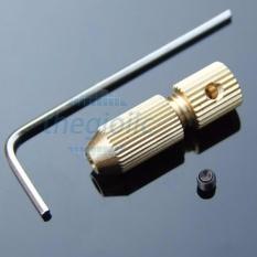 Hình ảnh Đầu Kẹp Mũi Khoan 2332 Trục 2.3mm Kẹp Mũi 2.5-3.2mm ( Tặng Lục Giác Bắt Ốc )