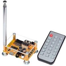 Hình ảnh DC 5V 4.2 Bluetooth APP Remote Control Wireless Audio Receiverd Amplifier Module - intl