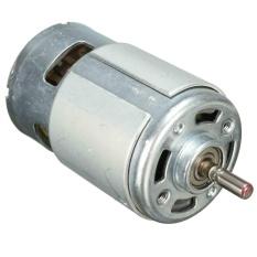 Hình ảnh Mô-tơ điện tốc độ cao DC12-24V 150 wát 13000-15000 vòng/phút 775 trục 5 mét