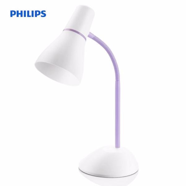 Đèn bàn Philips PEAR  + Tặng bóng đèn Ecobright ledbulb Philips 5w ESS