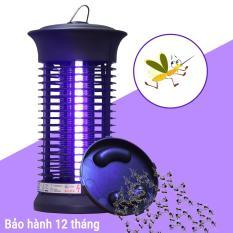 Hình ảnh Đèn bắt muỗi diệt côn trùng uv thông minh Killer