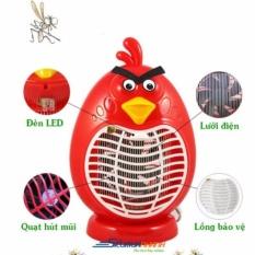 Bán Mua Đen Bắt Muỗi Hinh Angry Bird Magic Home Đỏ Trong Hà Nội