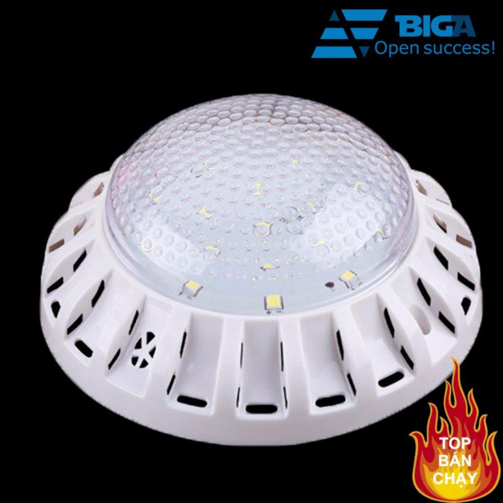 Đèn Cầu Thang, Đèn Đường Cảm Ứng Hồng Ngoại Vòm Tròn Nhiều Chip LED US04665 (Giao mẫu ngẫu nhiên)