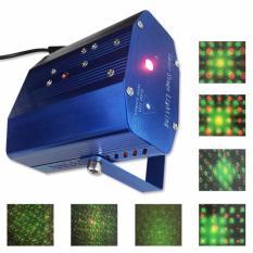 Bán Đen Chiếu San Khấu Mini Laser Stage Light Trực Tuyến