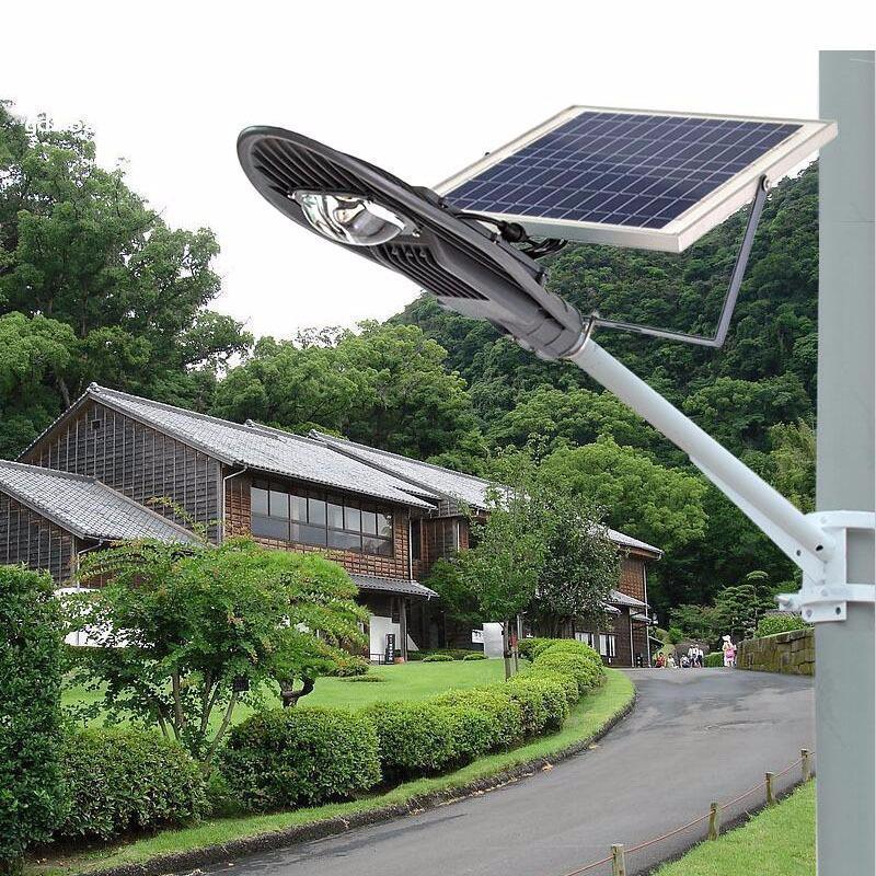 Đèn chiếu sáng đường phố năng lượng mặt trời LED 20W- MTD20