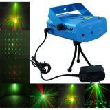 Bán Mua Đen Chiếu Sao Trang Tri Mini Laser Stage Lighting Hà Nội