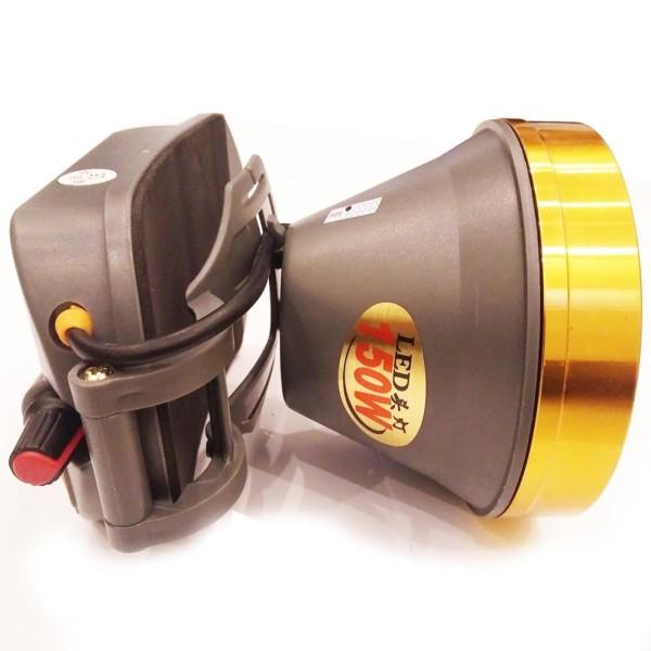 đèn đeo đầu cao cấp 10400Mah (vàng)