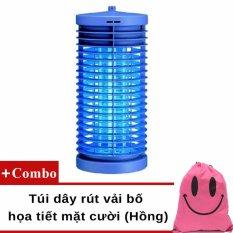 Mã Khuyến Mại Đen Diệt Con Trung Ruồi Muỗi Đại Sinh Ds D6 Xanh Tui Day Rut Vải Bố Họa Tiết Mặt Cười Hồng Hồ Chí Minh