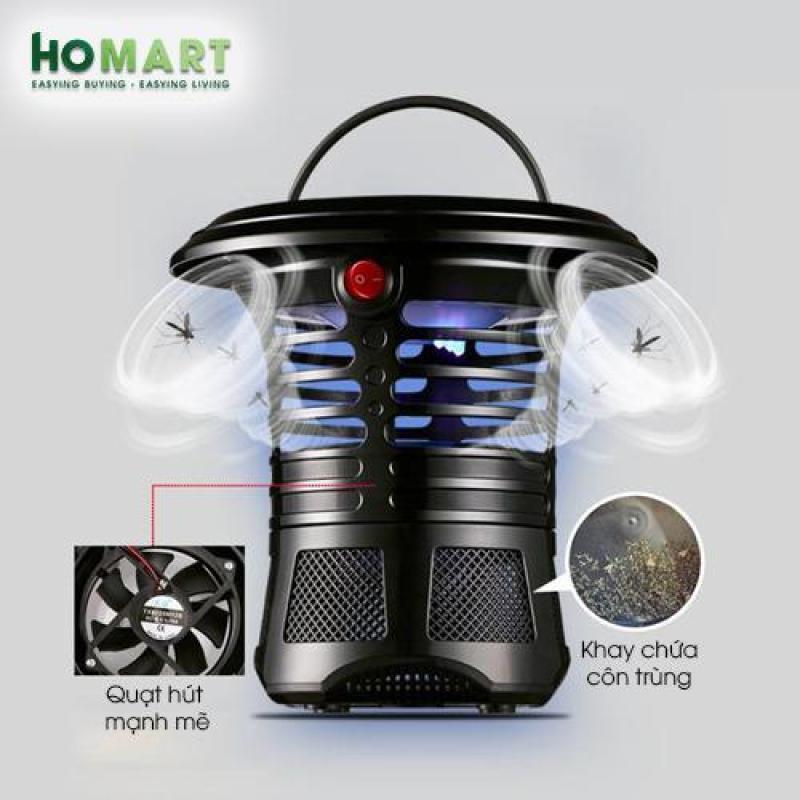 Bảng giá Đèn đuổi bắt muỗi thông minh HM-NSB-1101