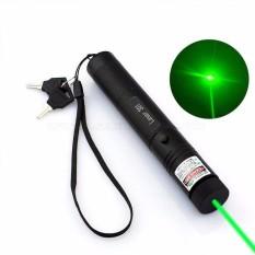 Hình ảnh Đèn Laze Laser 303 chiếu cực xa + đầu chiếu ngàn sao - tia xanh lá