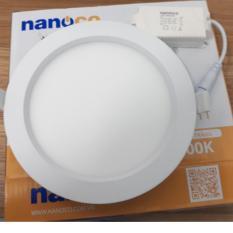 Giá Bán Đen Led Am Trần Tron 12W Nanoco Mới Nhất
