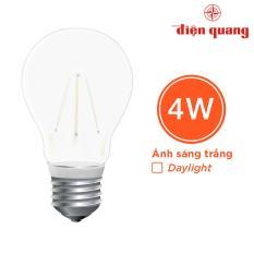 Chiết Khấu Đen Led Bulb Fl Điện Quang Ledbufl01 04765 Điện Quang Hồ Chí Minh