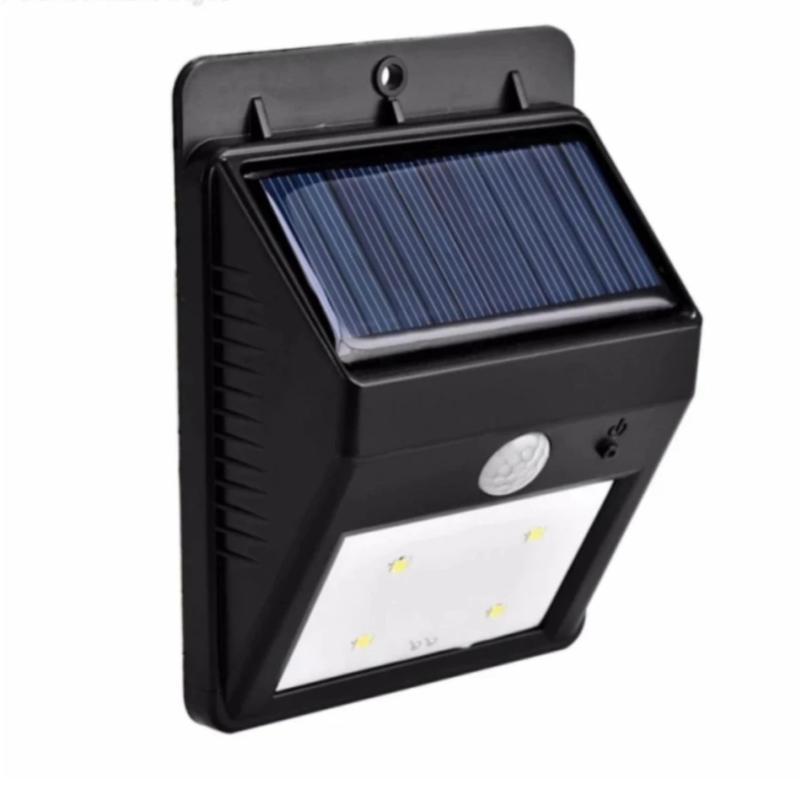 Bảng giá Đèn led cảm ứng chống trộm thông minh Cảm biến chuyển động Tự động tắt máy và chế độ chờ khi bóng tối phát hiện