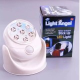 Đèn led cảm ứng treo tường xoay 360 độ siêu sáng  02