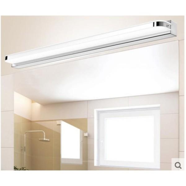 Đèn LED dẫn sáng trong nhà vệ sinh chống nước, chống lóa