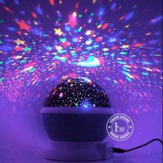 Đèn led máy chiếu bầu trời đêm đầy sao Thanh Khang anh Lâm mua đèn chiếu đầy sao đẹp lung linh tặng vợ nhân dịp sinh nhật vợ 015000012
