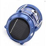 Đèn LED năng lượng mặt trời 3 trong 1 -5800T (Xanh)