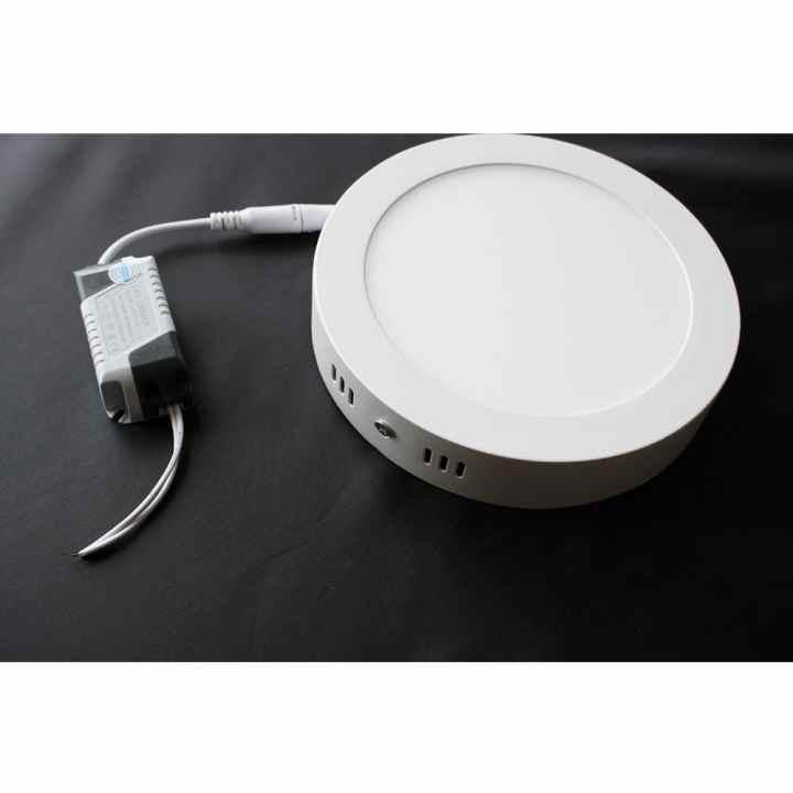 Đèn LED ốp trần nổi tròn SUNTEK 12W (Ánh sáng trắng)