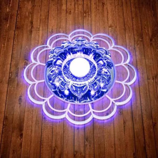 Đèn pha lê âm trần LED LPHD03