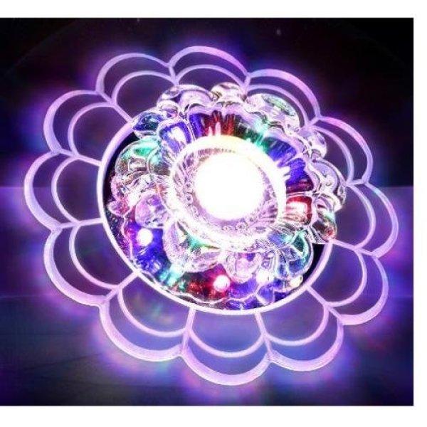 Đèn pha lê ốp trần Light3  LPHD03