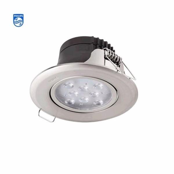 Đèn Led Spotlight âm trần 3W 47031 Philips - Ánh sáng trung tính