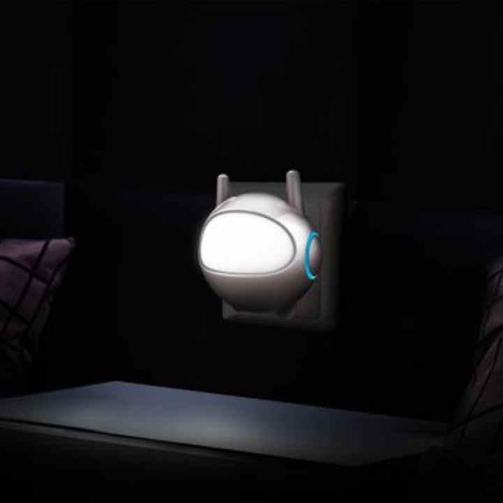 Đèn ngủ cảm biến ánh sáng thông minh KM-S5203