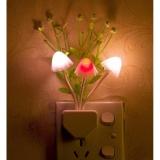 Đèn ngủ cảm ứng thông minh tự động bật tắt hình cây nấm
