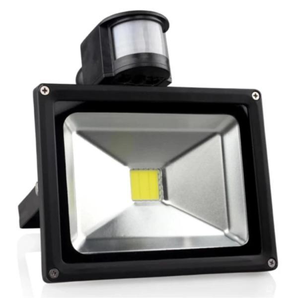 Đèn pha cảm ứng 10W tiện dụng giagoc24h