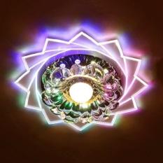 Đèn Pha Lê ốp Trần Light3 LPC03 3W Đang Có Giảm Giá