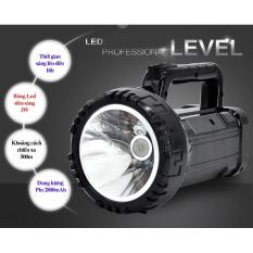 Hình ảnh Đèn Pin sạc điện cầm tay siêu sáng led-7045