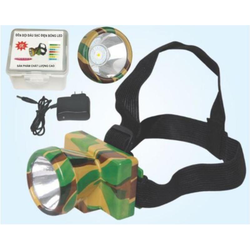 Bảng giá Đèn pin sạc đội đầu tiện dụng (rằn ri)