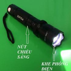 Hình ảnh Đèn pin siêu siêu sáng Z-1101 chuẩn Police (Đen)