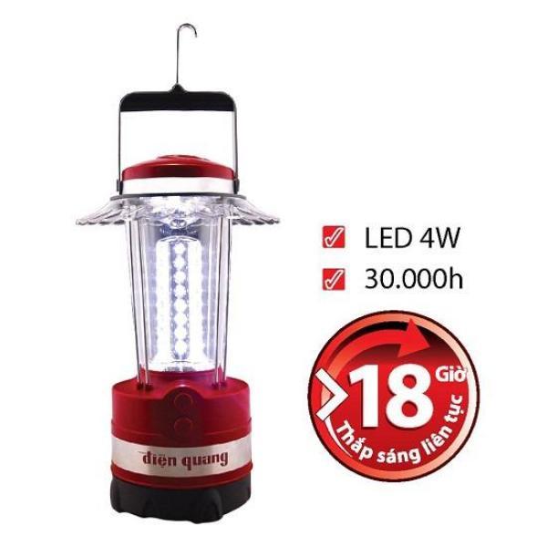 [HCM]Đèn Sạc Led Điện Quang ĐQ PRL02 04765 4w Daylight Cầm Tay