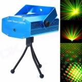 Bán Đen San Khấu Mini Laser Stage Light Co Chan Đế Light Nguyên