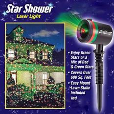 Bán Đen Tạo Hiệu Ứng Mưa Sao Lung Linh Star Shower Đen Rẻ Nhất