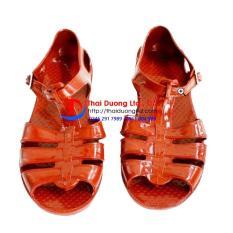 Hình ảnh Dép rọ bộ đội dành cho nam (Size 42) - BHLĐ Thái Dương