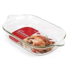 Giá Bán Đĩa Thủy Tinh Chịu Nhiệt Lock Lock Glass Ovenware Llg583 2 8L Rẻ Nhất