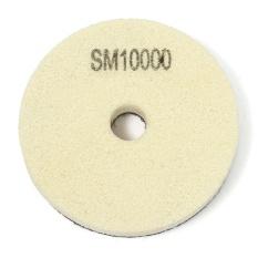 Diamond Polishing Pads Wheel 4 inch Wet/Dry For Granite Marble Concrete Stone - intl