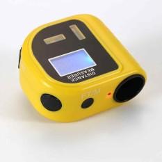 Hình ảnh MÀN HÌNH LCD kỹ thuật số Cầm Tay Laser Hồng Ngoại Rangefinders Siêu Âm Đo Khoảng Cách-quốc tế