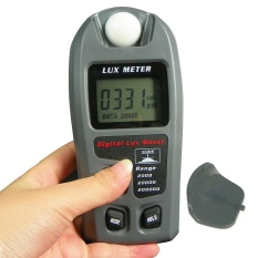 Digital Light Meter LCD Luxmeter Lux/FC Luminometer Photometer Camera - intl