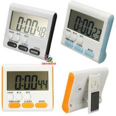 Nơi bán Đồng hồ bấm giờ đếm ngược điện tử mini V3 âm báo to, pin đũa