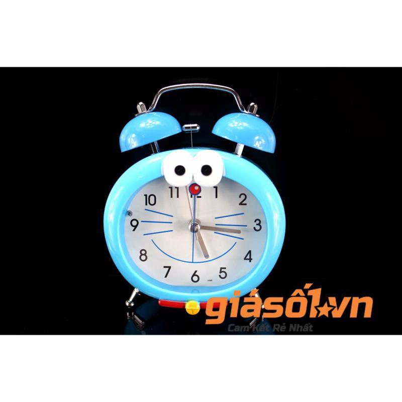 Đồng hồ báo thức để bàn cho bé 17053 (Xanh) bán chạy