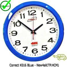 Bán Đồng Hồ Correct K016 May Quartz Correct K016 Clock Xanh Ngọc Có Thương Hiệu Rẻ